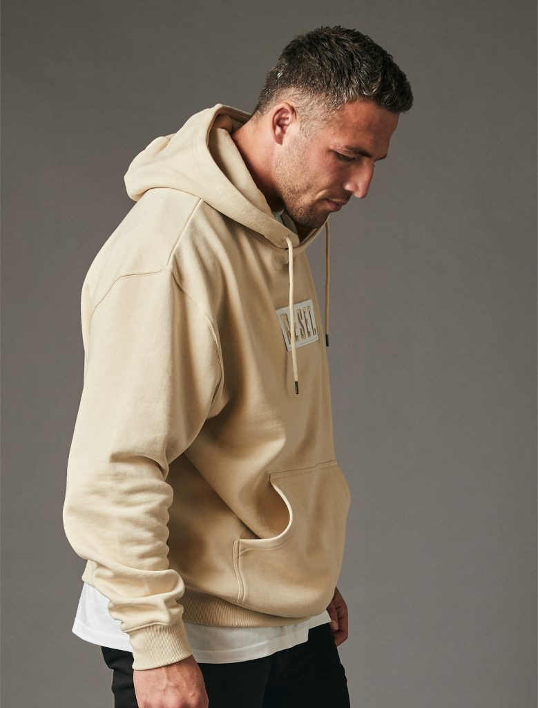 Reset Oversized Hoodie Natural