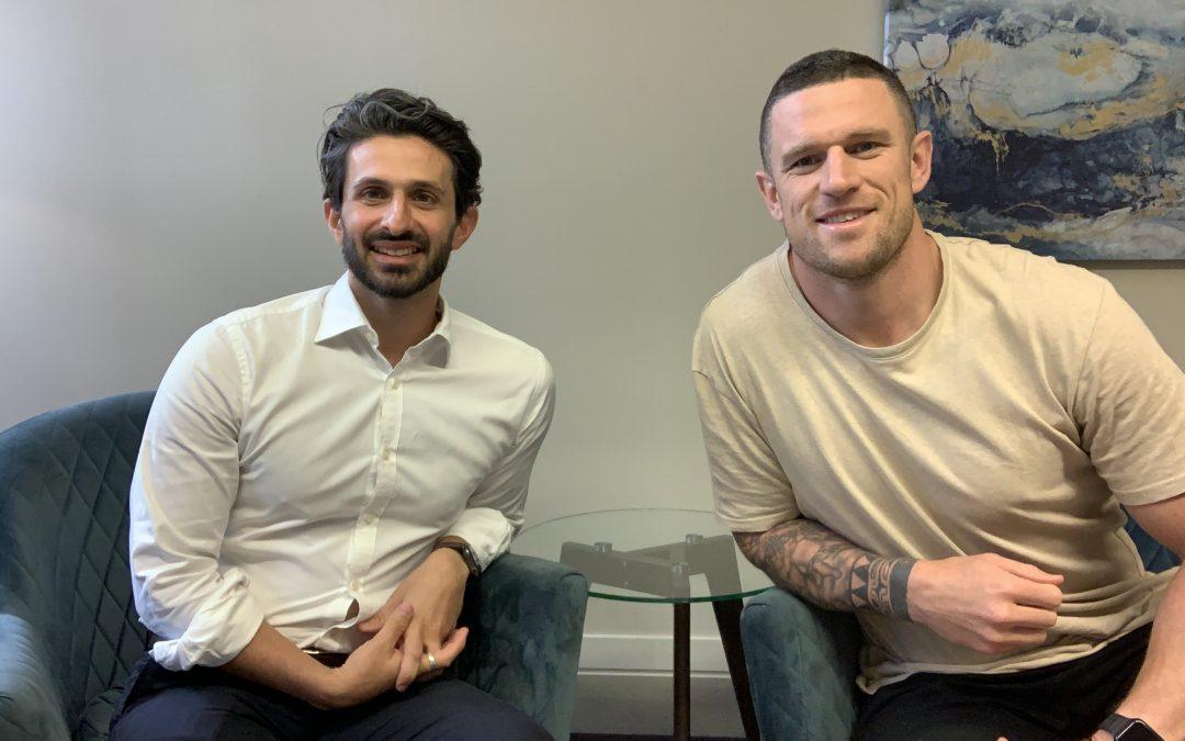 Luke talks Mental Health with Alex Mottee