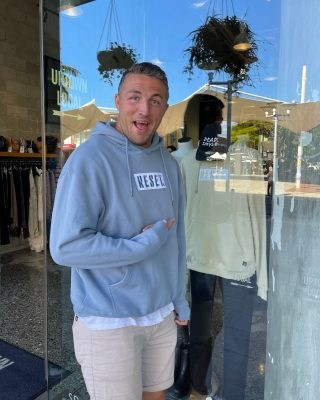 @samburgess8 calling in at @uptown_local to catch up with the dream team Angela and Cameron. They have been stocking 4B Label in store since June this year. If you're in, or around the Coffs Harbour area make sure you call in and check out their range.⠀⠀⠀⠀⠀⠀⠀⠀⠀ Have a great weekend.⠀⠀⠀⠀⠀⠀⠀⠀⠀ •⠀⠀⠀⠀⠀⠀⠀⠀⠀ •⠀⠀⠀⠀⠀⠀⠀⠀⠀ •⠀⠀⠀⠀⠀⠀⠀⠀⠀  #4blabel #mensfashion #makeityours #properclass #leaveyourmark #burgessbrothers #burgess #RESET #mensfashion #streetwear
